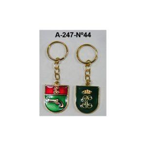 Llavero Guardia Civil Nº 44