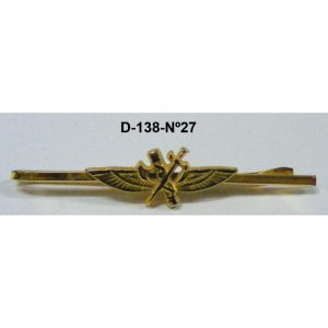 Sujetacorbatas Guardia Civil Nº 27