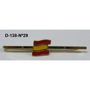 Sujetacorbatas Guardia Civil Nº 29