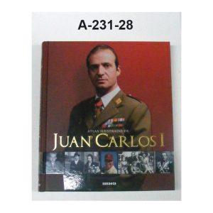 Libro Atlas Ilustrado JUAN CARLOS I
