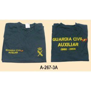 Camiseta Tecnica cuello pico Promocion AUXILIARES