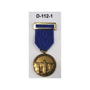 Medalla Carretera