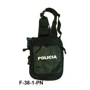 Bandolera porta-armas Policia