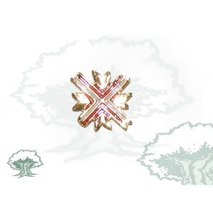 Medalla miniatura tipo pin EXCOMBATIENTE EUROPEO