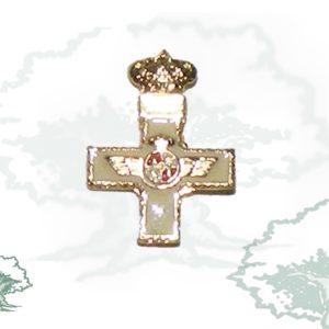Medalla miniatura tipo pin MERITO MILITAR AERONAUTICO