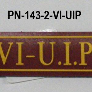 Tira de velcro VI UIP
