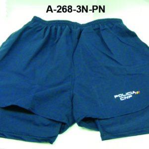 Pantalon de deporte con mallas Cuerpo Policia
