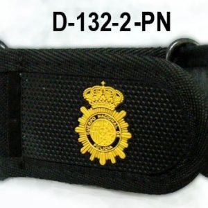 Hebilla Cinturon Policia Nacional