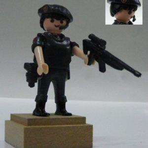 Muñeco articulado GAR Guardia Civil