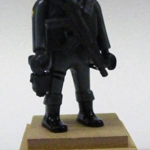Muñeco articulado UEI Guardia Civil
