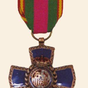 Medalla XX Años DEDICACION POLICIAL + Medalla tipo pin