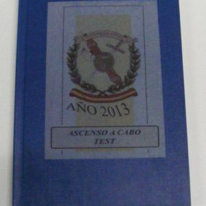 Libros test Cabo (ACTUALIZADO CON LAS ULTIMAS MODIFICACIONES PUBLICADAS EN LA INTRANET DE LA GUARDIA CIVIL)