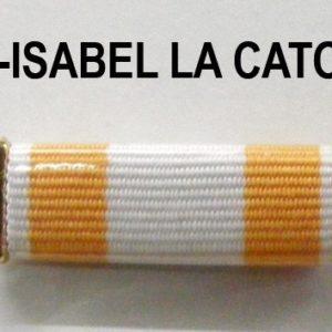 Pasador ISABEL LA CATOLICA