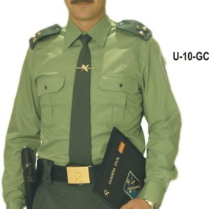 Camisa manga larga Guardia Civil