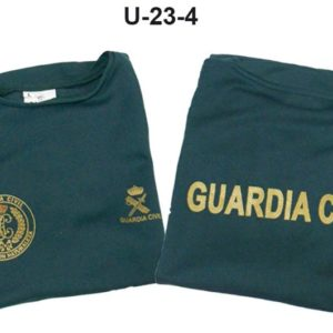 Camiseta técnica verde SEPRONA