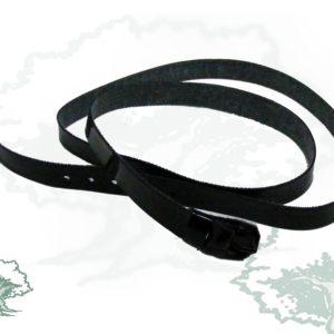 Barbuquejo tricornio charol