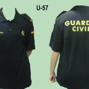 Camisa Polo Guardia Civil GRS-NUEVA UNIFORMIDAD