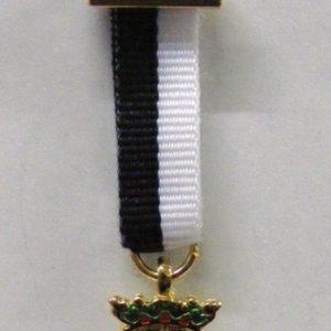 Medalla Tela miniatura CIUDAD CEUTA