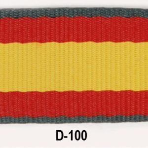 Banderita España (brazo)