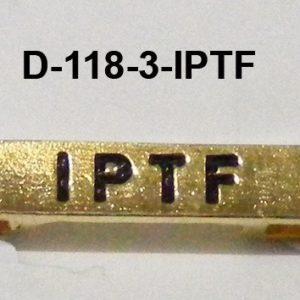 Barras IPTF