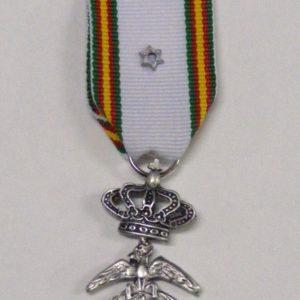 Medalla Paz de Marruecos