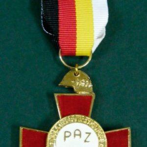 Medalla 25 Años de Paz