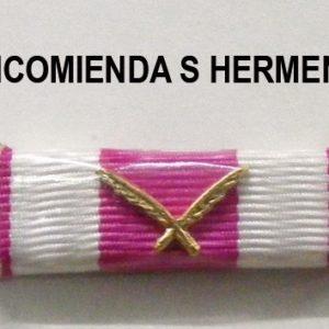 PASADOR ENCOMIENDA SAN HERMENEGILDO