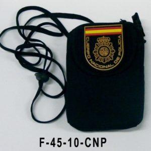 Bolso multiusos CNP (Tejido Neopreno repelente agua y antimanchas, Cierres alta calidad, Costuras termoselladas, etc)