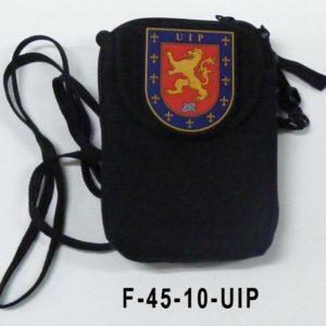 Bolso multiusos UIP (Tejido Neopreno repelente agua y antimanchas, Cierres alta calidad, Costuras termoselladas, etc)