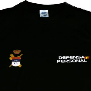 Camiseta DEFENSA PERSONAL INSTRUCTOR