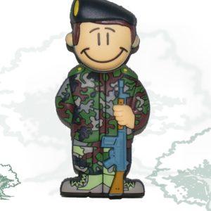 Pendrive 8GB Soldado OTAN