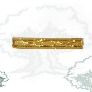 Barra dorada SIN principio rombos