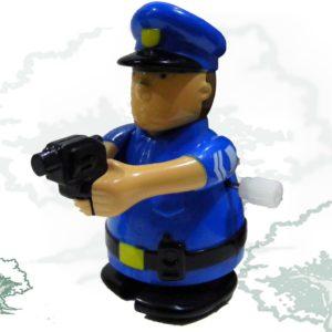 Muñeco POLICIA con Cuerda