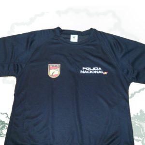 Camiseta Técnica UPR
