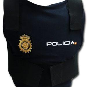Funda Chaleco Antibalas Policía Dotación