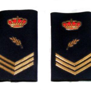 Manguito Divisa Oficial de Policía Nuevo