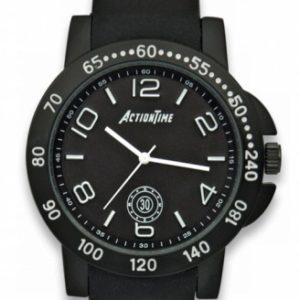 reloj tactico negro