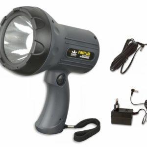 Foco RECARGABLE REXER LED 2W