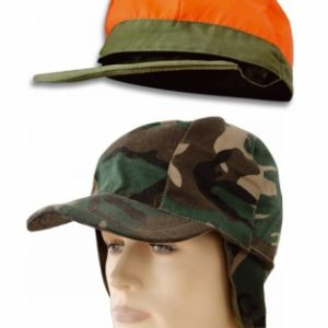 Gorra CAZARO REVERSIBLE. Color: CAMO
