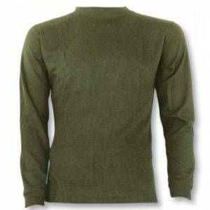 Camiseta BARBARIC TERMICA.M/L.VERDE.T-M