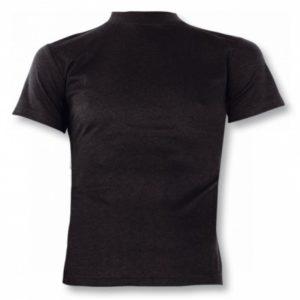 Camiseta BARBARIC TERMICA.M/C.NEGRO.T-S