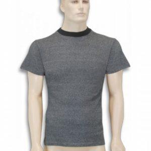 Camiseta BARBARIC Terminca.M/C.Gris.XXXL