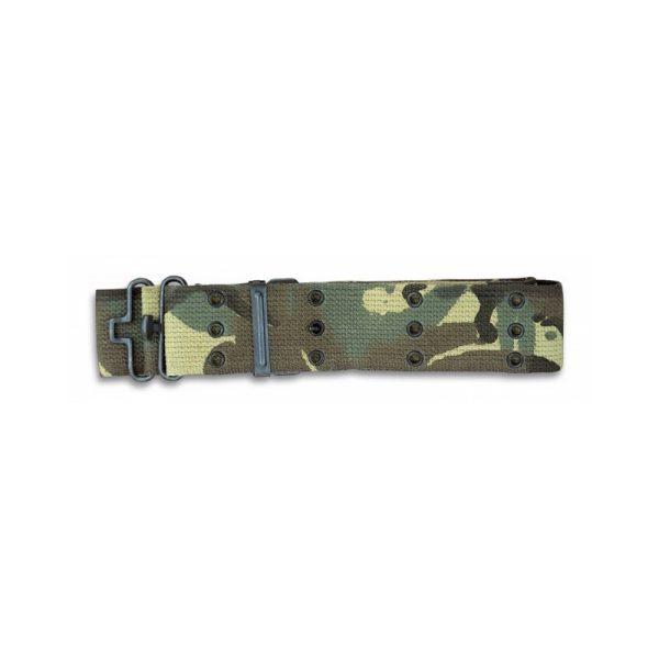 Cinto militar Camo.Algodon. 130 x 5.7 cm