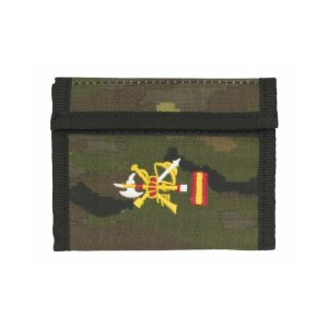 CARTERA BILLETERA PIXELADA LEGION