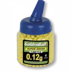 BB GOLDENBALL 1000 bolas 0.12 g