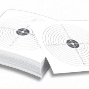 Diana papel (14x14 cm) - 100 pcs