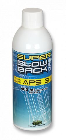 Botellas GAS 400 Ml. ( 25º - 35º C )