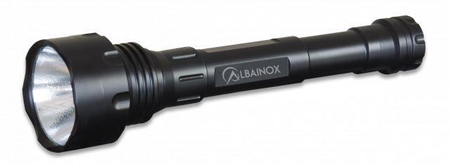 Linterna ALBAINOX TACTICA.3W.4 Func.