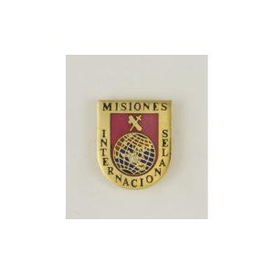 Distintivo Misiones Internacionales