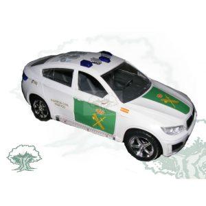 Coche Guardia Civil BMW X4 Luz y sonido